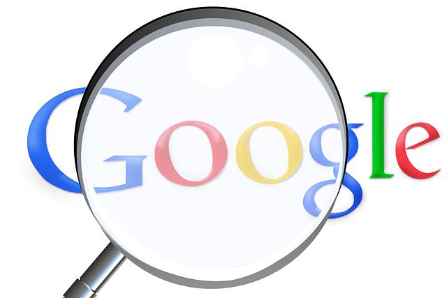 Zaujímavé fakty o stránke Google