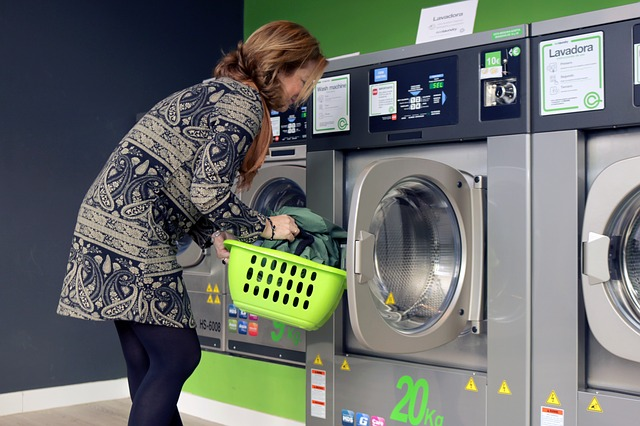 praní