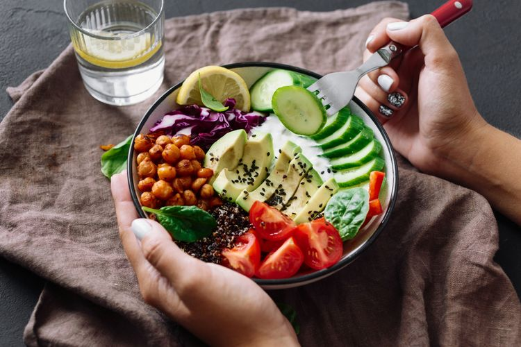 Viete, ako jesť lepšie?